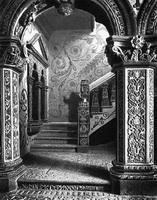 Лестничная пристройка Теремного дворца
