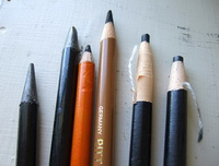 Специальные художественные карандаши