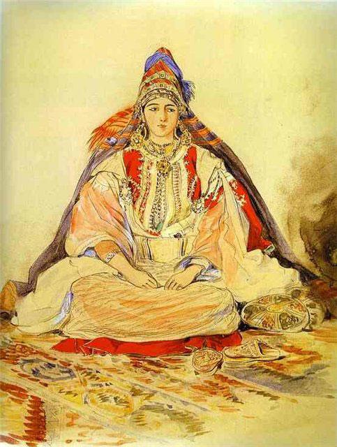 Еврейская невеста Тангиера
