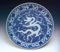 Китайский фарфор и керамика
