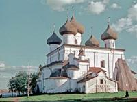 Каргополь, собор Рождества Христова