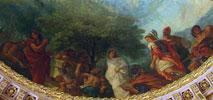 Знаменитые греки (фрагмент крупным планом)
