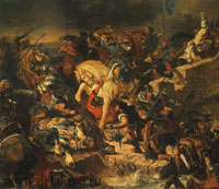 Битва при Тайбурге