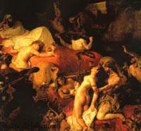 Смерть Сарданапала