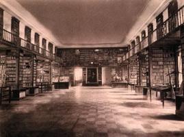 Библиотека Румянцевского музея