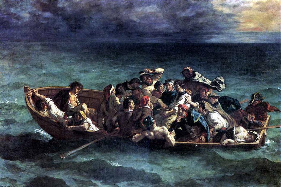 Кораблекрушение Дон Жуана