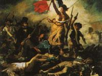 Свобода, ведущая народ (Свобода на баррикадах)