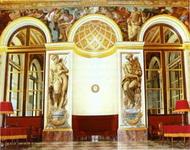 Эжен Делакруа. Фрески на западной стене