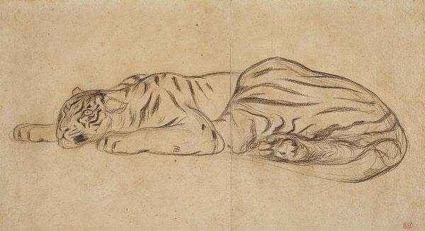 Королевский тигр.